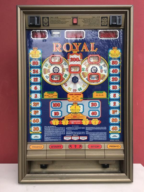 Legale alle slot machines gretel