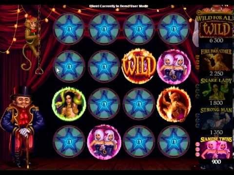 Social casinò games Circus ventilatori