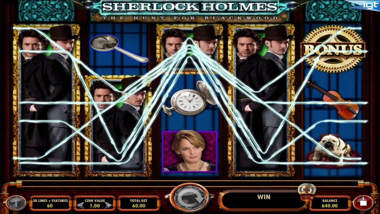 Casinò link Sherlock Holmes 52329