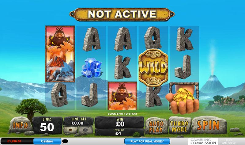 Gioca online slot con 76950