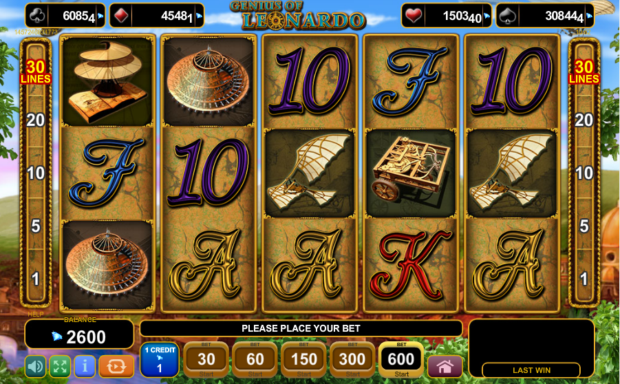 Tutti amano vincere slot 15054