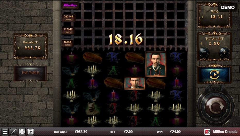 Percentuale vincita slot Million ladro