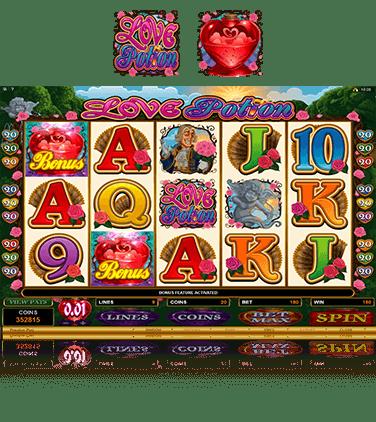 Casinò show slot machine 65356