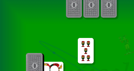 Tradizionali giochi di carte implementare