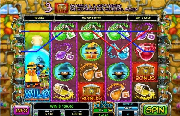 Selezione giochi casinò slot 48435