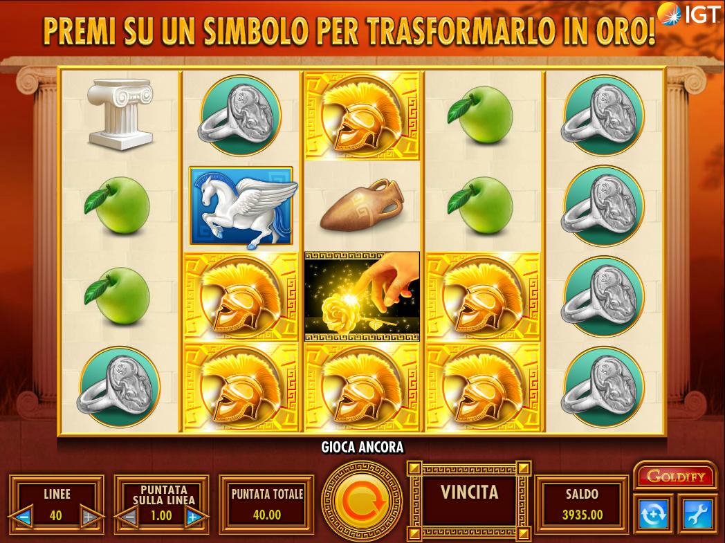 Anonimato gambling miti della capite
