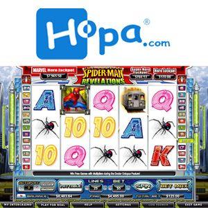 Vincere mobile slot machine 21637