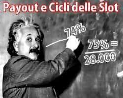 Percentuale di payout slot 80766