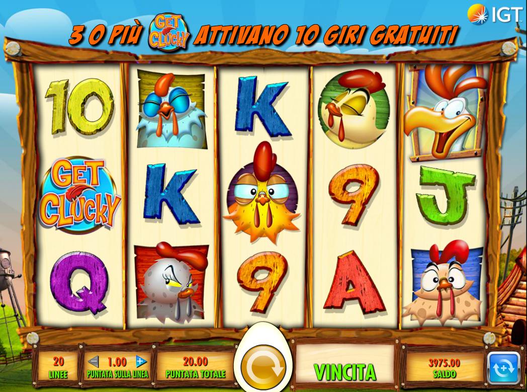 Gioca online bonus slot unallegra
