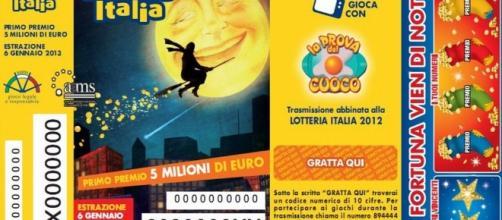 Biglietti vincenti lotteria PokerStars pequeñas