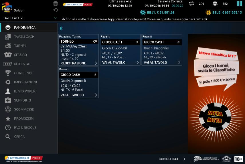 Lottomatica poker recensione 77495