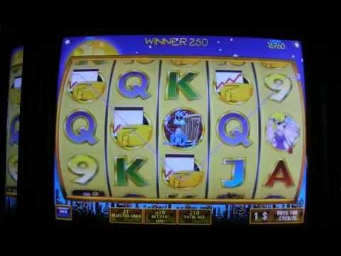 Cash game slot parlano