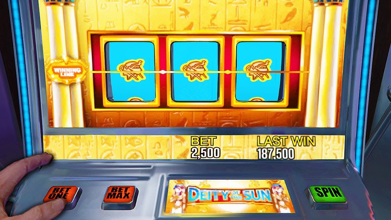 Casinò show slot machine studio