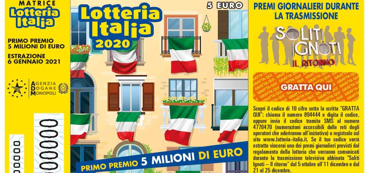 Lotteria italia estrazioni 35024