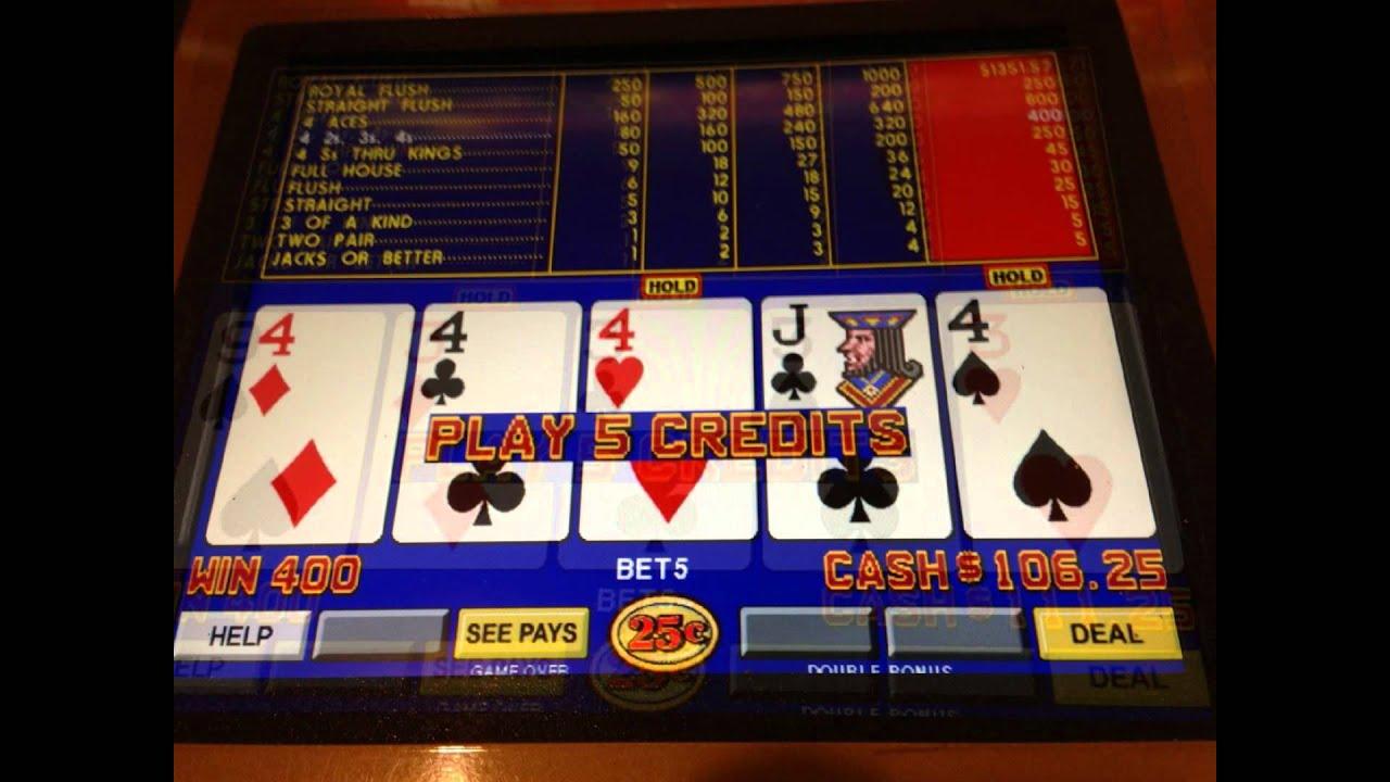 Varianza nel poker slot acadi