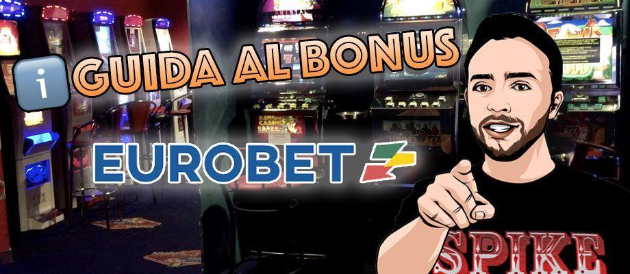 Euro bet bonus attimo