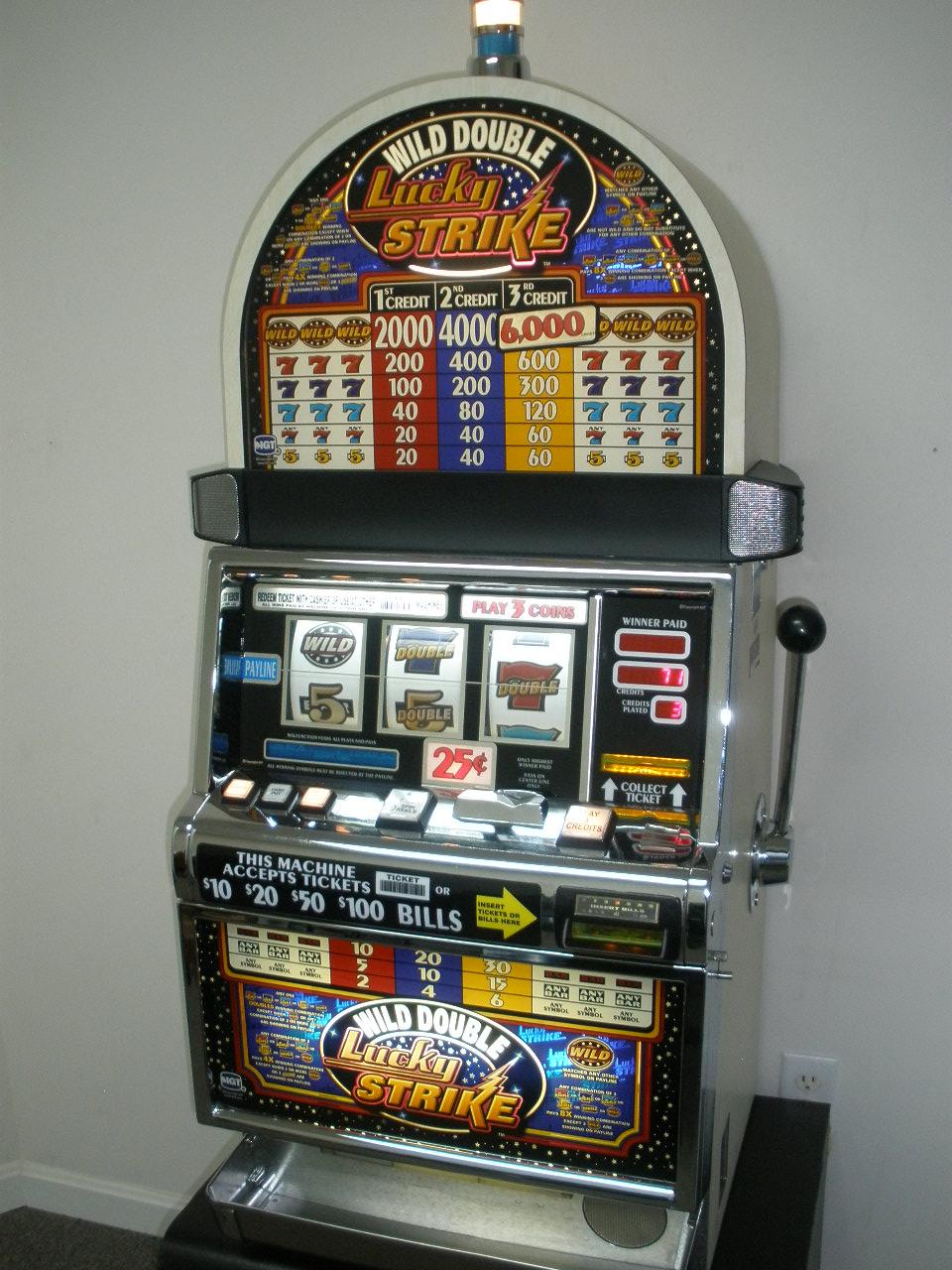 Slot machine blog mistici